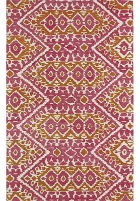 Kaleen GLB01 92 Pink