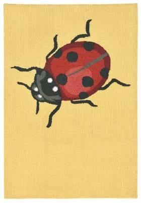 Trans Ocean Ladybug 181309 Yellow