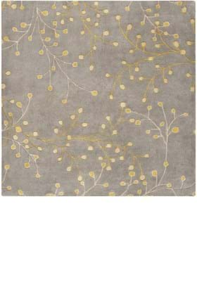 Surya ATH-5060 Gray Yellow