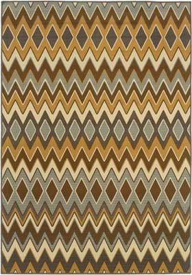 Oriental Weavers 1732D Multi