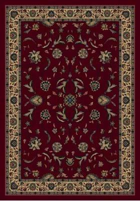 Milliken Isfahan 7315 Garnet 10000