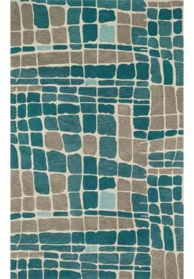 Loloi Rugs NV-01 Teal Grey