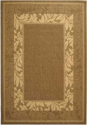 Safavieh CY1704 3009 Brown Natural