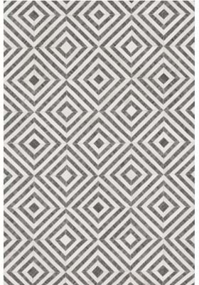 Loloi Rugs DB-03 Charcoal Ivory