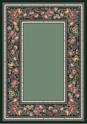 Milliken English Floral 4500 Peridot 6000