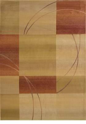 Oriental Weavers 1608D Beige Rust