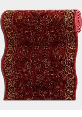 Couristan 3791 Isfahan 4872A Crimson
