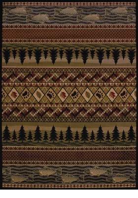 United Weavers 750-03943 River Ridge Lodge