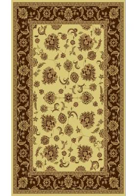 Dynamic Rugs 58020 160 Cream Brown