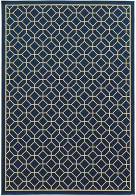 Oriental Weavers 4771G Blue Ivory
