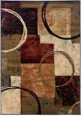 Oriental Weavers 2544B Multi