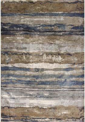 KAS Landscape 8603 Ivory Blue