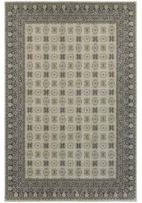 Oriental Weavers 4440S Ivory Gray