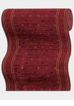 Couristan 0871 Gidirion 4894A Crimson