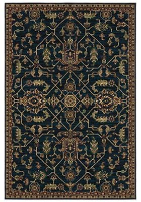 Oriental Weavers 531B Navy