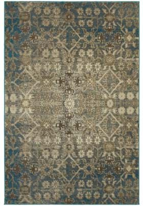Oriental Weavers 8020L Brown
