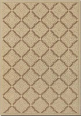 Couristan 3077 Sorrento 0019 Cream Gold