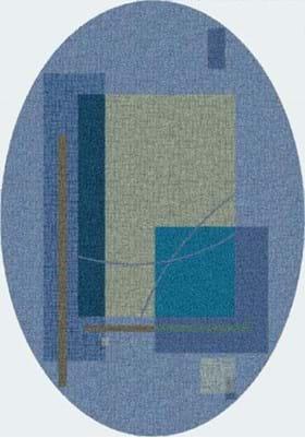 Milliken Fairmont 7435 Fresh Blue 549