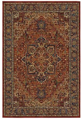 Oriental Weavers 604r Red