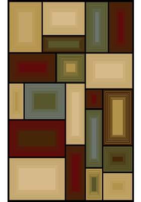 Central Oriental Prism 8811 Multi