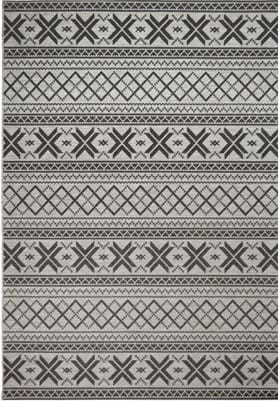 Orian Rugs Cablecross 3903 Charcoal