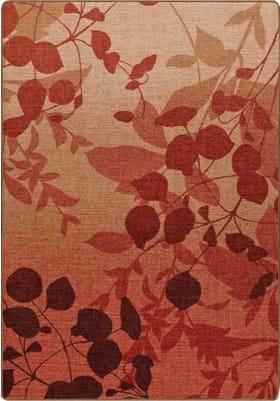 Milliken Nature's Silhouette Sierra Red