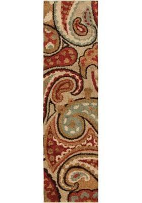 Orian Rugs Paisley 1617 Multi