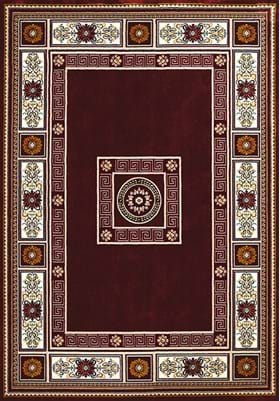 United Weavers Oriental Border 1900-010 39 Ruby