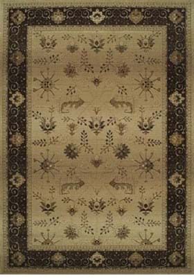 Oriental Weavers 112M1 Beige Brown