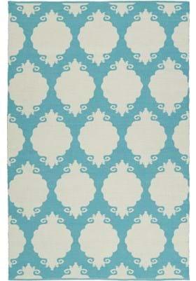 Kaleen BRI01 78A Turquoise