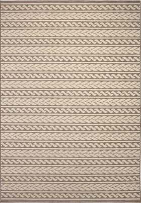 Orian Rugs Cableknots 3904 Tan