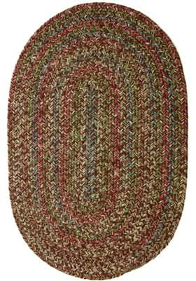 Rhody Rug SO-35 Brown Multi
