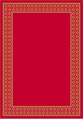 Milliken Foulard Ruby 8006