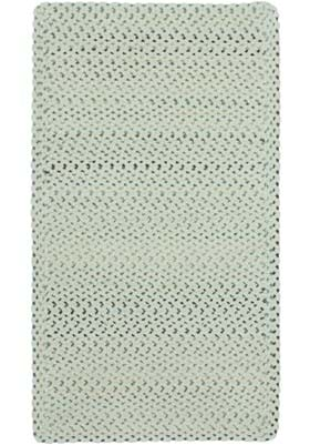 Capel Vivid Eggshell Cross Sewn Rectangle