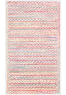 Capel Babys Breath Pink Cross Sewn Rectangle