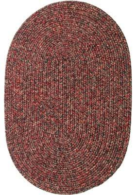 Rhody Rug SA-48 Sangria Tweed