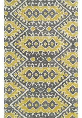Kaleen GLB01 28 Yellow