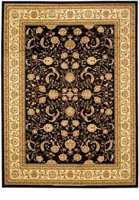 Safavieh LNH-219 A Black Ivory