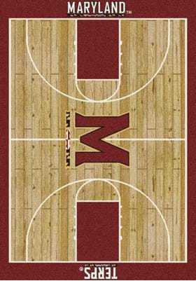 Milliken University of Maryland Home Court 1156