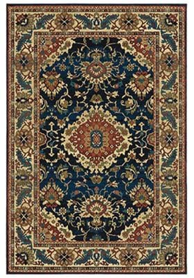 Oriental Weavers 1803B Blue