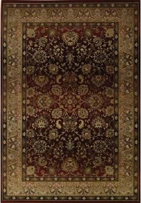Oriental Weavers 3434R Red Beige