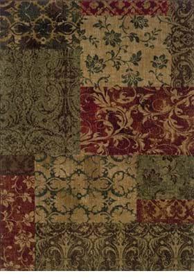 Oriental Weavers 058B1 Multi