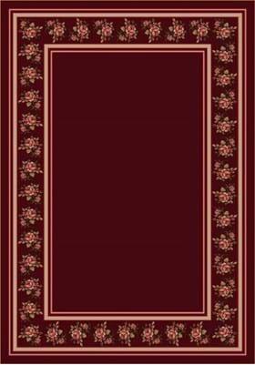 Milliken Rosalie 8481 Cranberry 10806