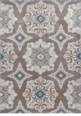 Home Dynamix HD5145 Taupe Blue