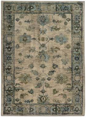 Oriental Weavers 5171C Ivory Blue