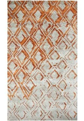 Dynamic Rugs 881003 133 Grey Rust