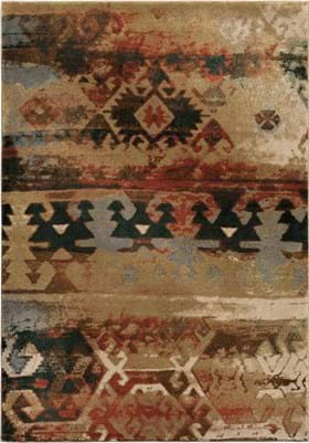 Orian Rugs Elk River 3208 Multi