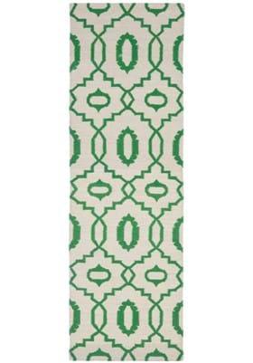 Safavieh DHU205B Ivory Green