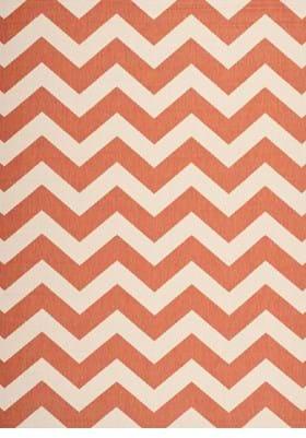 Safavieh CY6244-241 Terracotta Beige