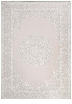 Jaipur Malo FB124 White Neutral Gray